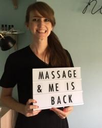 Jo Murch - Massage Therapist