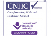 Complimentary & Natural Healthcare Council approved