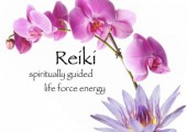 Reiki<br />A natural therapy that gently balances life energies and brings health and well being to the recipient.