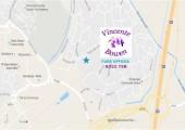 Map to Vincente Bowen