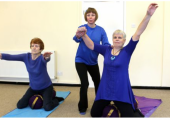 Yoga for Multiple Sclerosis, Rossendale