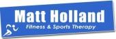 Matt Holland Fitness Logo