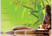 Gift Vouchers from Holistic-Wellness