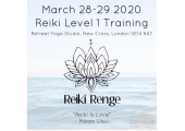 Training<br />Reiki 1 Training