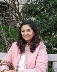 Kashmira Poojary - Holistic Transformational Coach - Mindfulness, Energy Healing