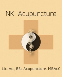 Nas Kebbi, BSc (Hons) Acupuncture, Lic. Ac., MBAcC