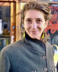 Ottavia Mazzoni - Reiki healing and trauma work
