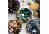 Crystals<br />Collection of crystals I use for therapeutic purposes