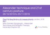 Daniela Sangiorgio - Alexander Technique and Buteyko Therapy Hackney/Clapton E5 image 3