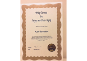 Hypnotherapy diploma