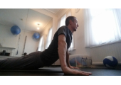 Cobra stretch<br />Often very helpful for those flexion dominant people
