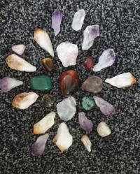 Crystal healer- M Wypij