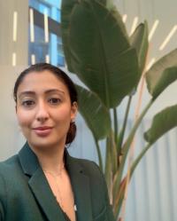 Zahra Elaf Holistic Wellbeing Massage Therapist, Yoga, Meditation and Mentor