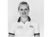 Physiotherapist Rachel Crowley<br />Physio