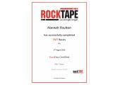 Rock Taping