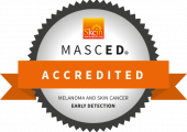 Masced Trained in early detection of skin cancers