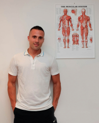 Pedro Olabarri - Dip L5 Soft Tissue / Sports & Remedial Massage Therapy