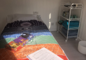 Therapy Room. Cadre Clinic. Battersea