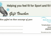 I also sell Gift Vouchers!