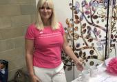 Exhibiting at an holistic fair