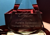 Was awarded Best Therapist of year 2019