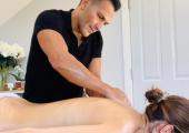 At Home Spa Massage