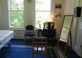 WellSpring teaching room<br />WellSpring teaching room