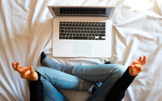 Would you choose to have an online holistic therapy session?