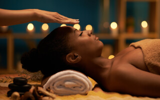 Reflexology and Reiki healing