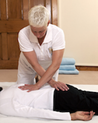 Lucy Trend, Shiatsu and Thai Massage Training Scotland.