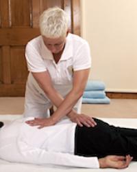 Lucy Trend, Shiatsu and Thai Massage Training Scotland.