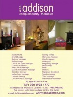 Oneaddison Complementary Therapies Wanstead E11
