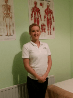 Sophie McGuire - Physiotherapist