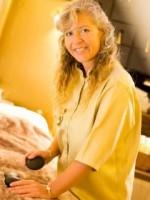 Caroline Jones at Zen Ten Spa
