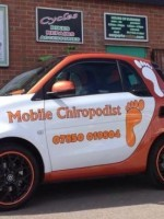 Tracy Gill Mobile Chiropodist & Therapist