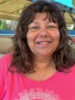 Claire D'Cruz CThA, BSc (hons), MSc, MA