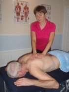 Evette Price Sport & Remedial Massage Therapist